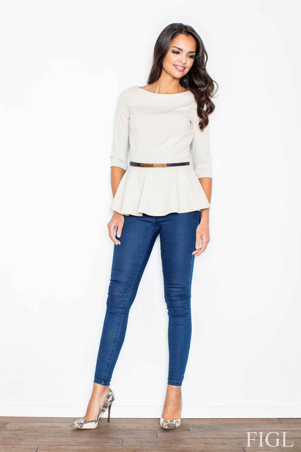 Bluză model 49870 Figl