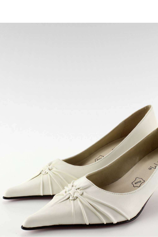 Pantofi cu toc subtire (stiletto) model 62325 Inello