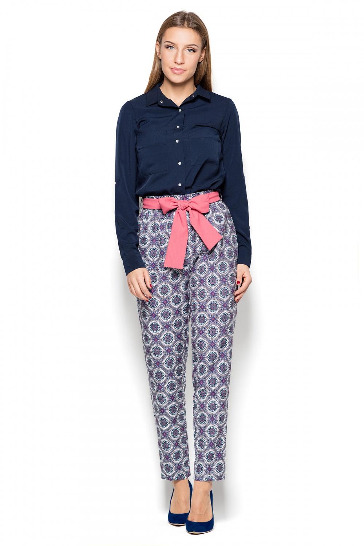 Pantaloni de dama model 77016 Katrus