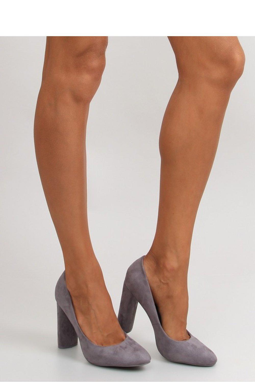 Pantofi dcu toc gros model 94379 Inello