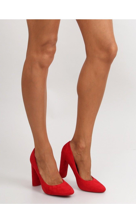 Pantofi dcu toc gros model 94380 Inello