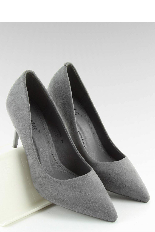 Pantofi cu toc subtire (stiletto) model 94388 Inello
