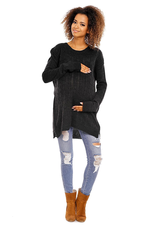 Maternitate pulover model 94431 PeeKaBoo