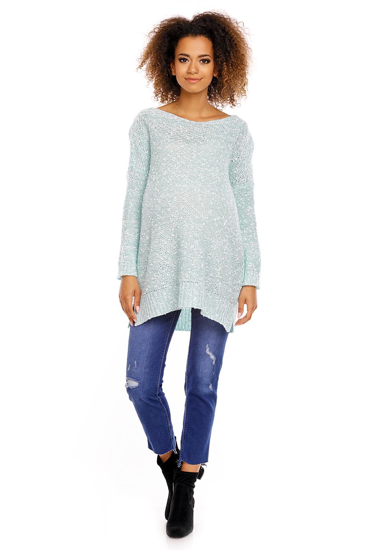Maternitate pulover model 94439 PeeKaBoo