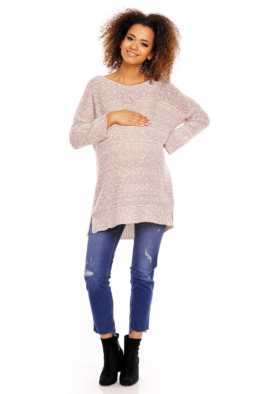 Maternitate pulover model 94440 PeeKaBoo
