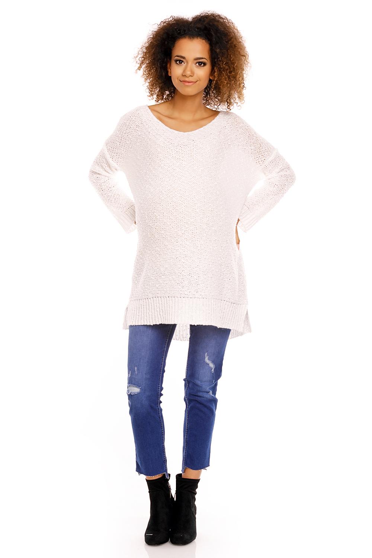 Maternitate pulover model 94441 PeeKaBoo