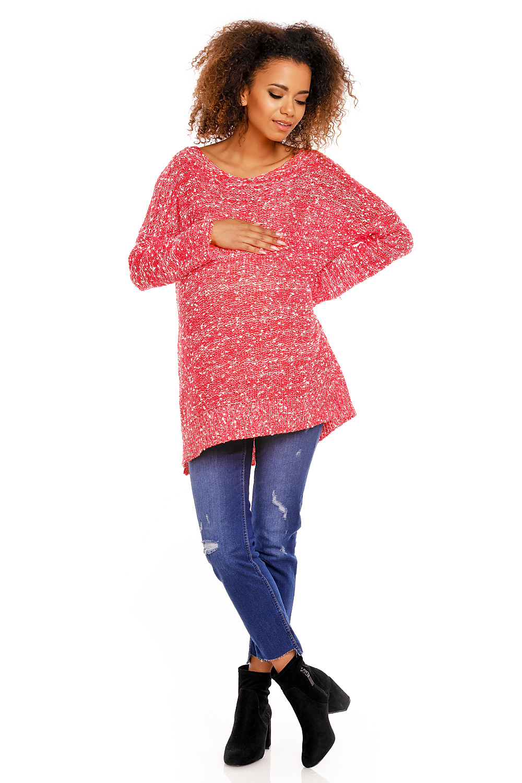 Maternitate pulover model 94442 PeeKaBoo