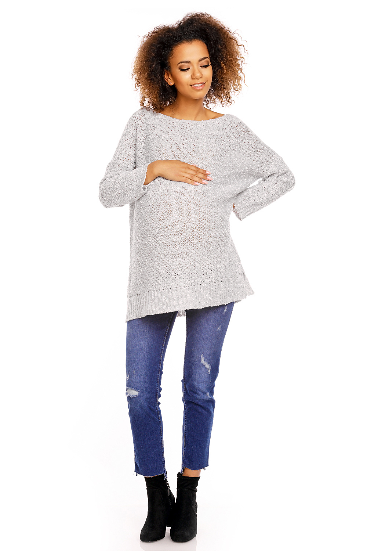 Maternitate pulover model 94443 PeeKaBoo