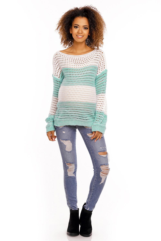 Maternitate pulover model 94455 PeeKaBoo