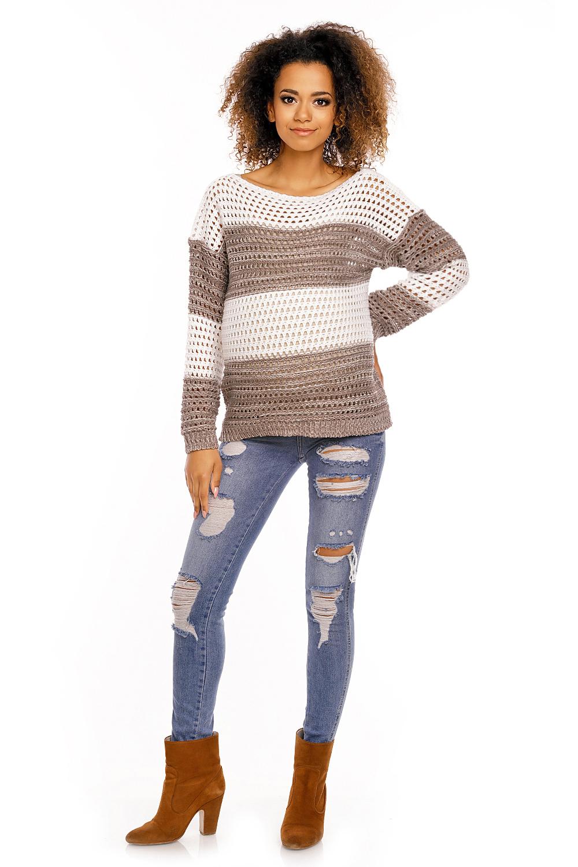 Maternitate pulover model 94456 PeeKaBoo