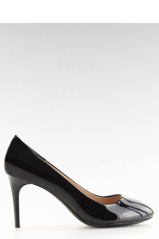 Pantofi cu toc subtire (stiletto) model 110041 Inello