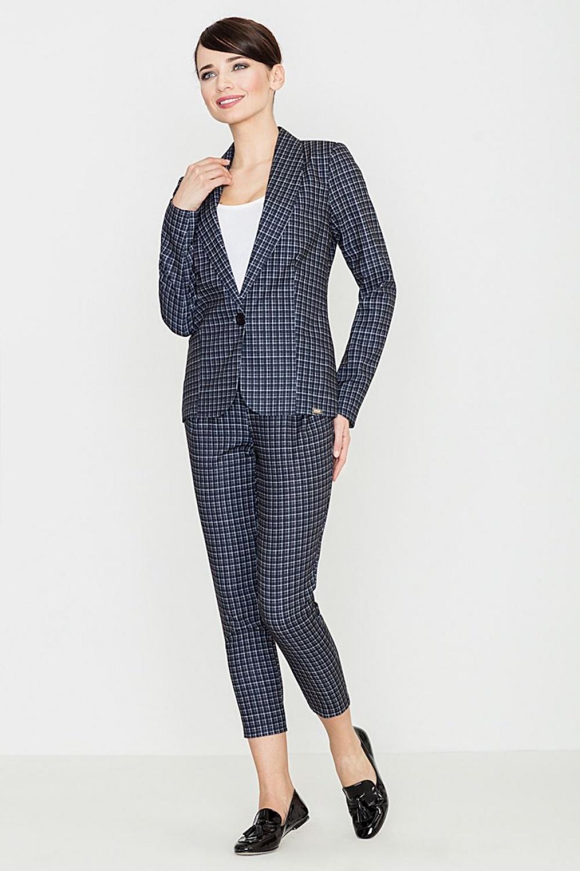 Pantaloni de dama model 114287 Lenitif