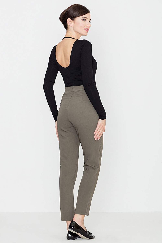 Pantaloni de dama model 114302 Lenitif