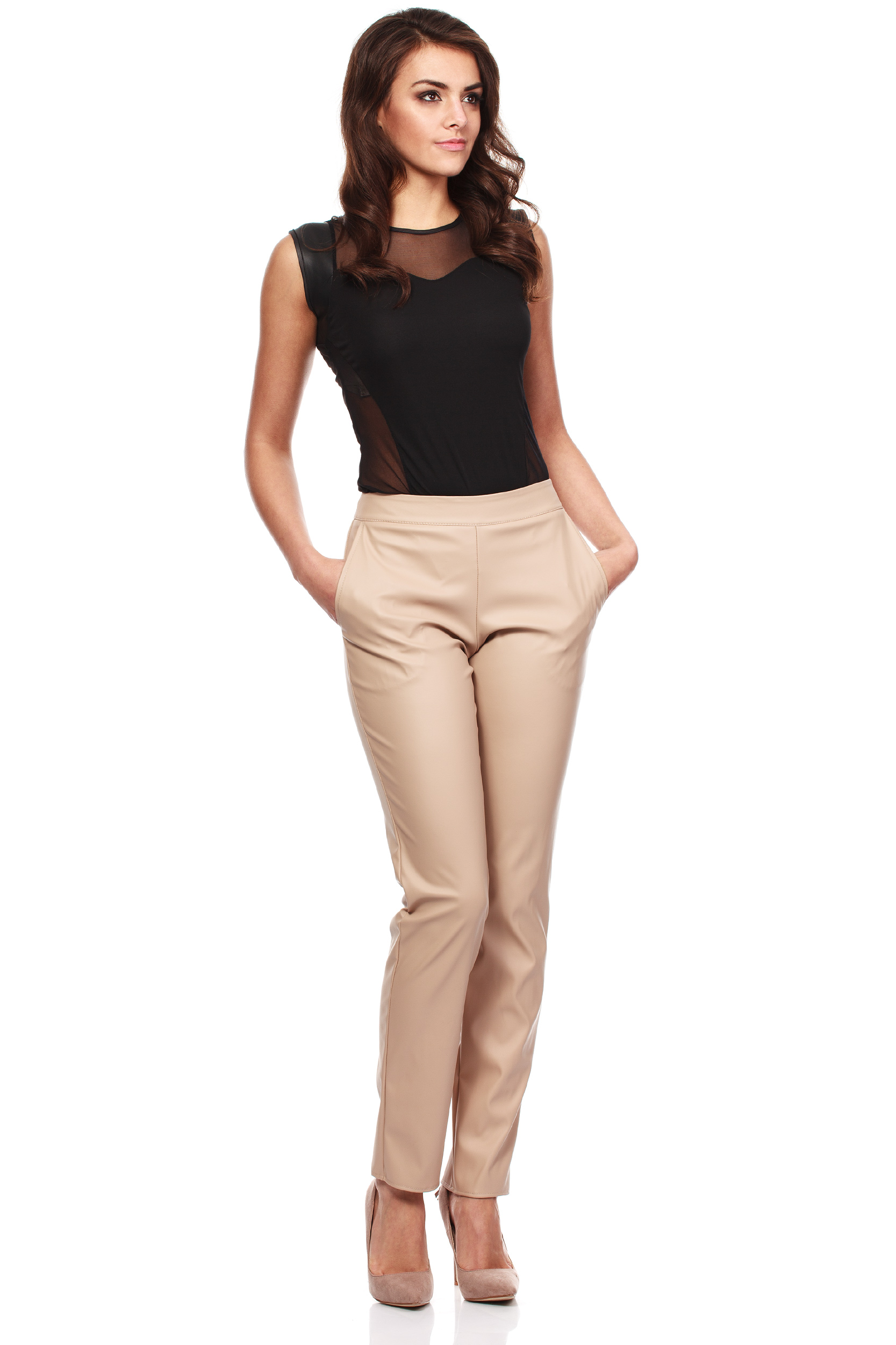 Pantaloni de dama model 35780 Moe