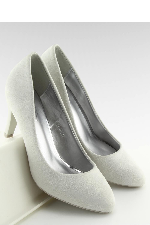 Pantofi cu toc subtire (stiletto) model 120824 Inello