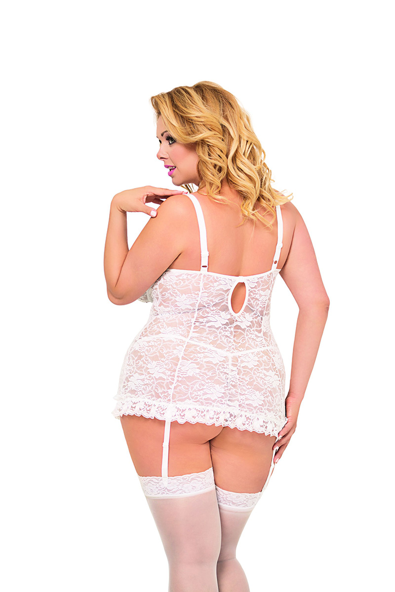 Lenjerie sexy completa model 124453 SoftLine Collection