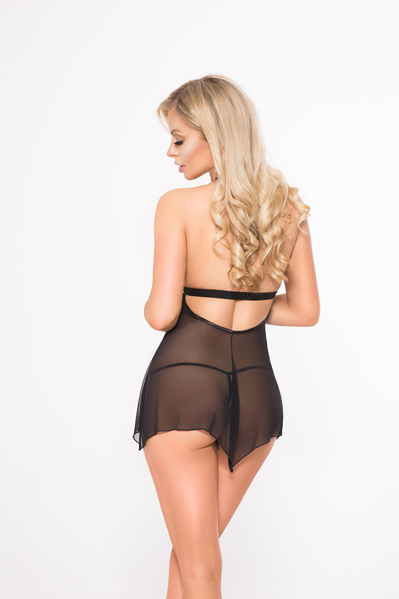 Lenjerie sexy completa model 124461 SoftLine Collection