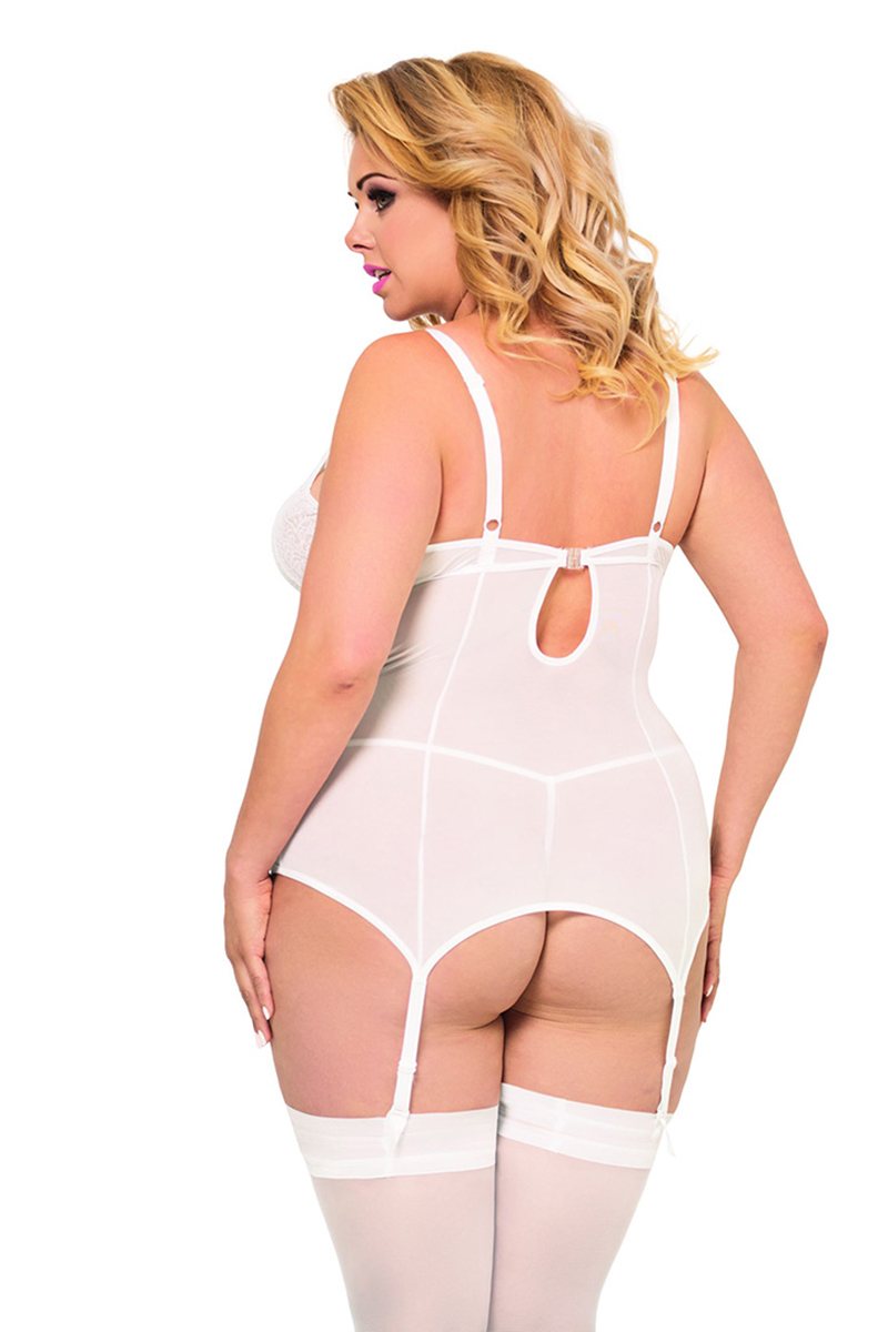 Lenjerie sexy completa model 124687 SoftLine Collection