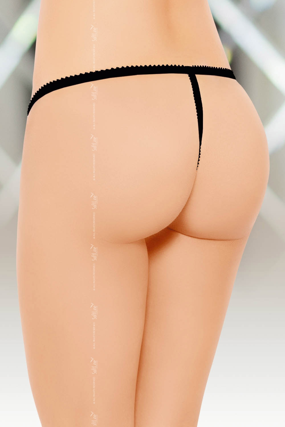 Tanga model 125674 SoftLine Collection