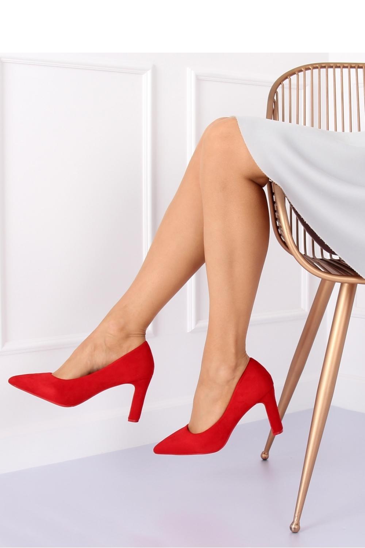 Pantofi dcu toc gros model 127140 Inello