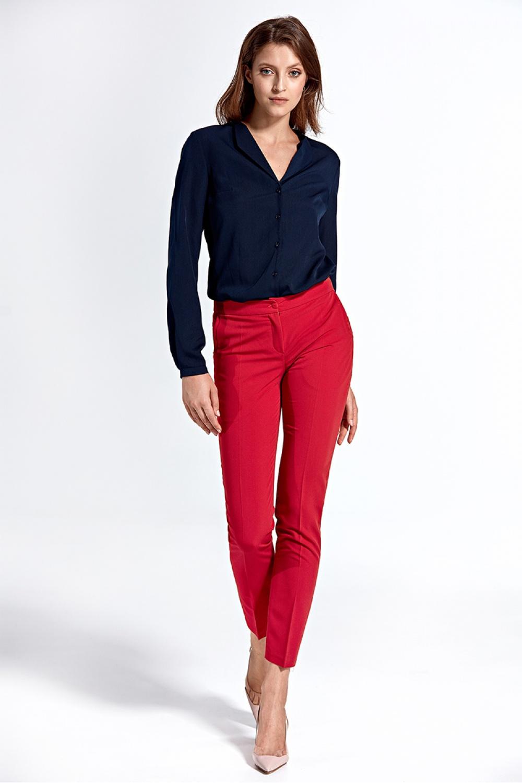 Pantaloni lungi model 128420 Colett