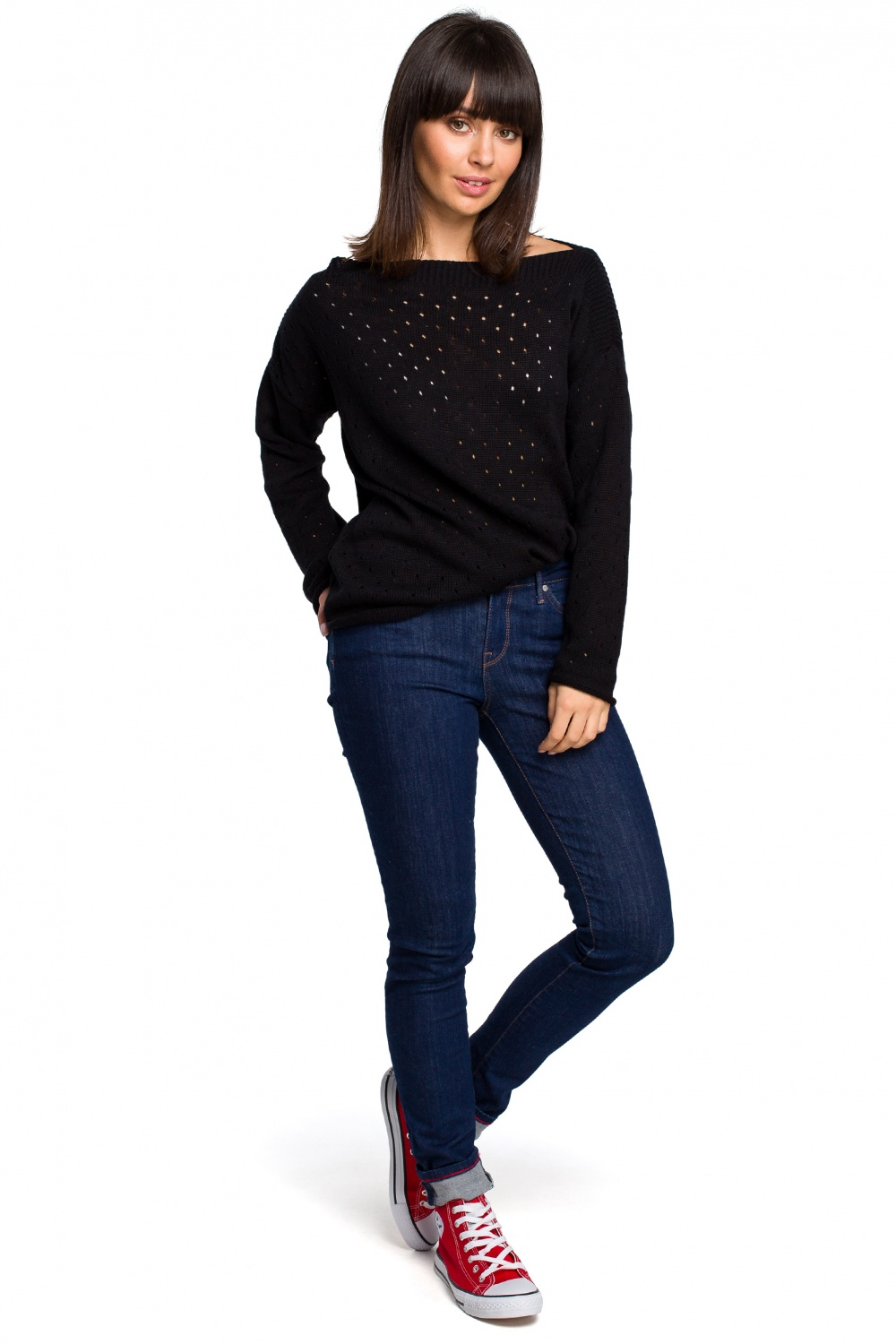 Pulover model 129160 BE Knit