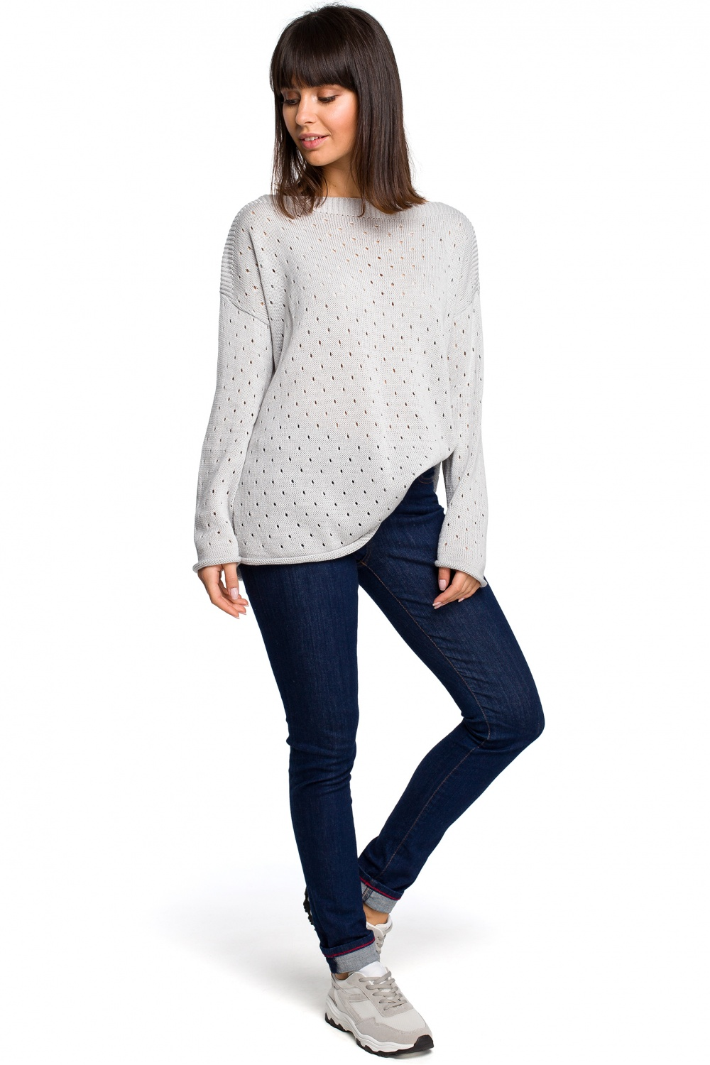 Pulover model 129163 BE Knit