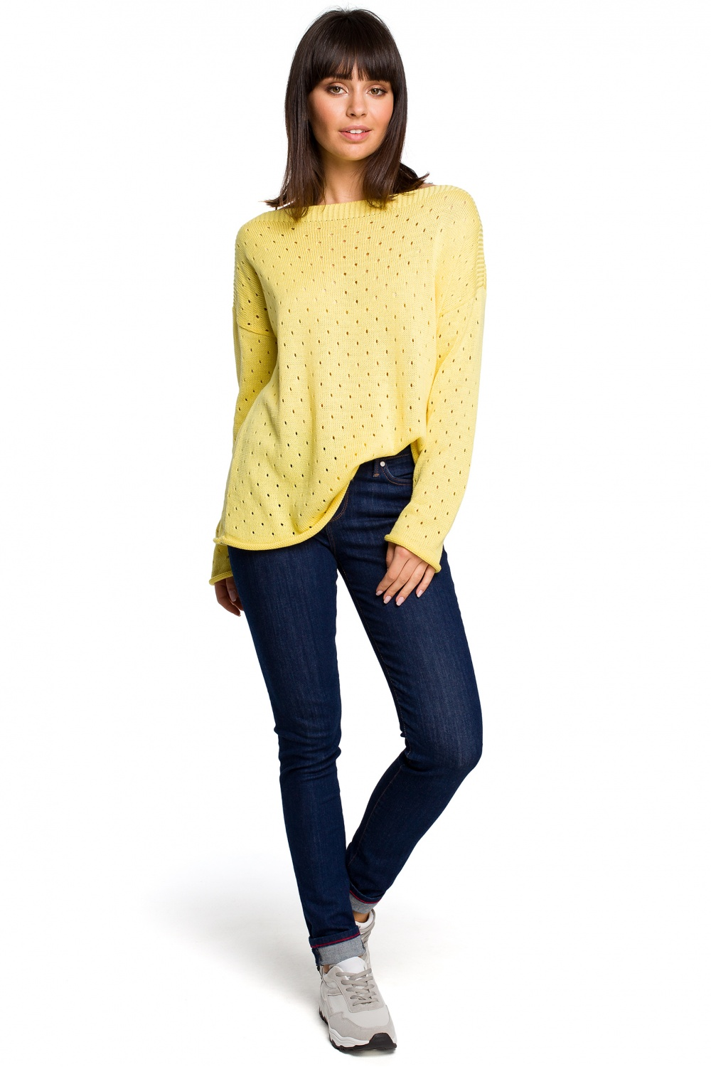 Pulover model 129164 BE Knit
