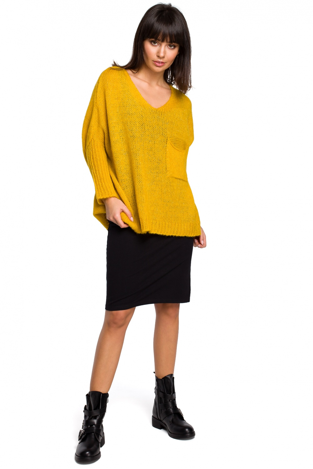 Pulover model 129167 BE Knit