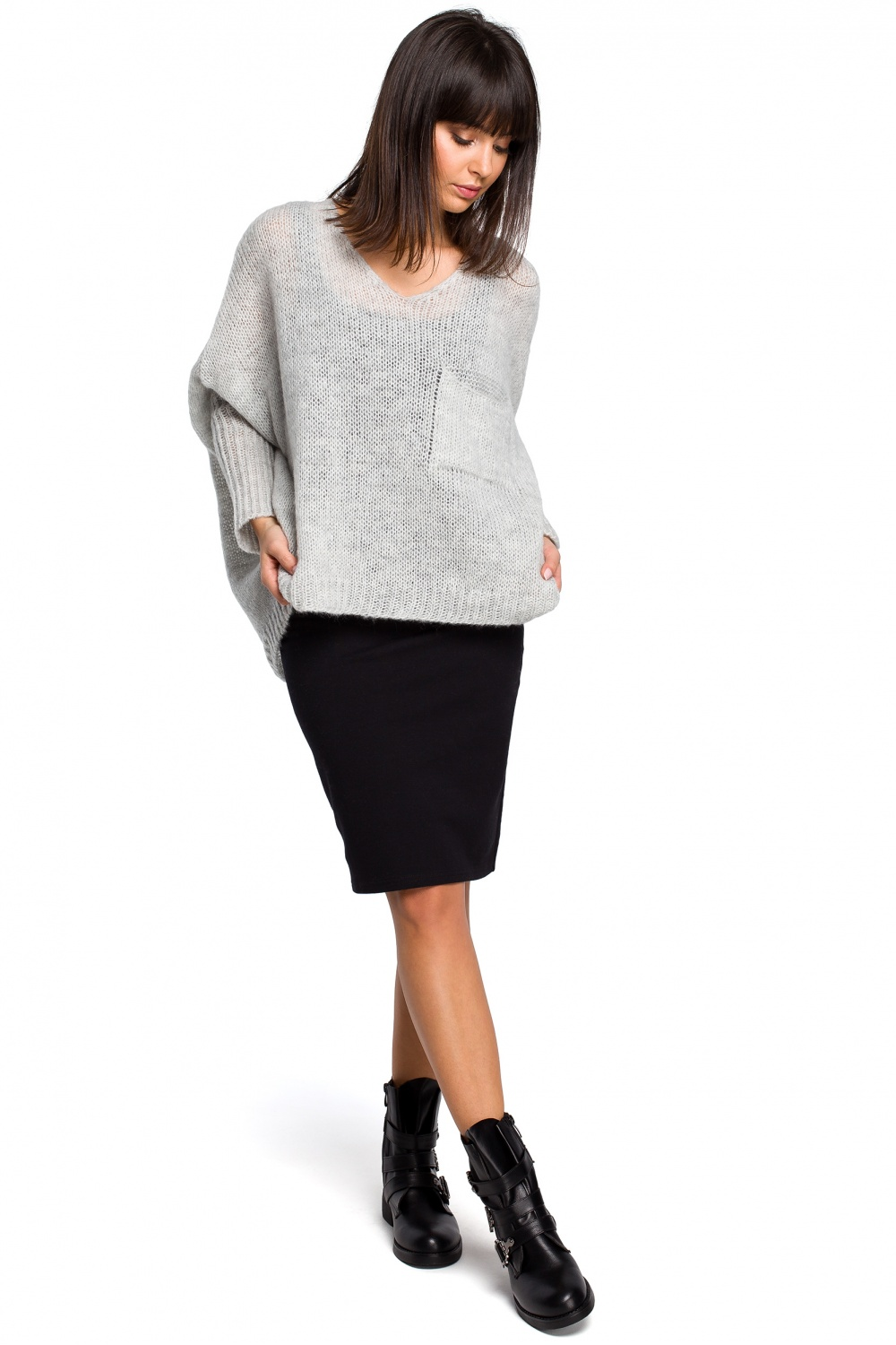 Pulover model 129168 BE Knit
