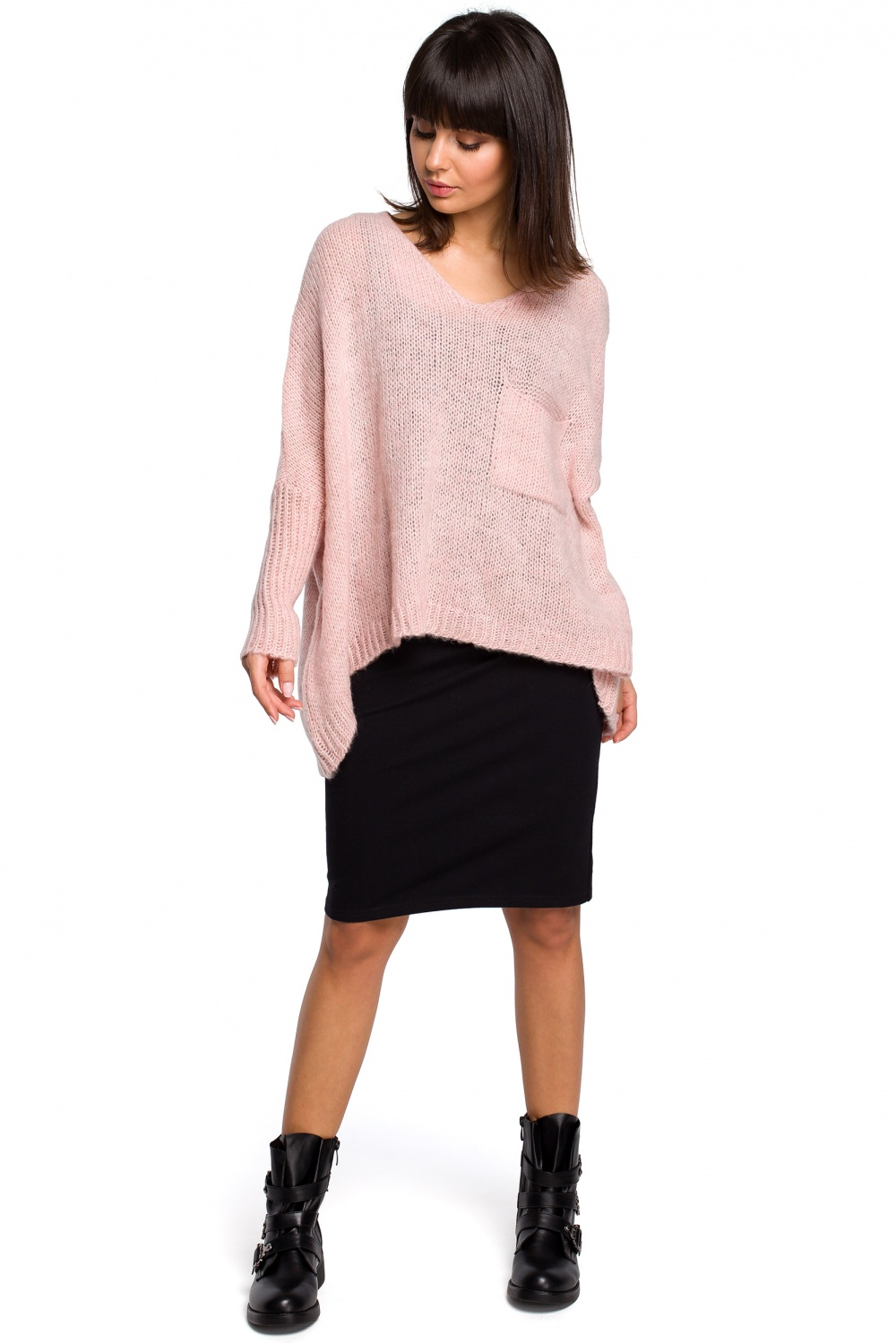 Pulover model 129169 BE Knit