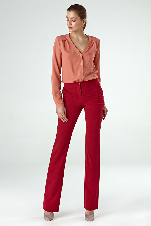 Pantaloni lungi model 131186 Colett