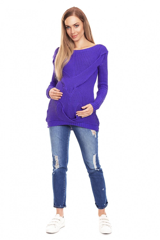 Maternitate pulover model 132032 PeeKaBoo