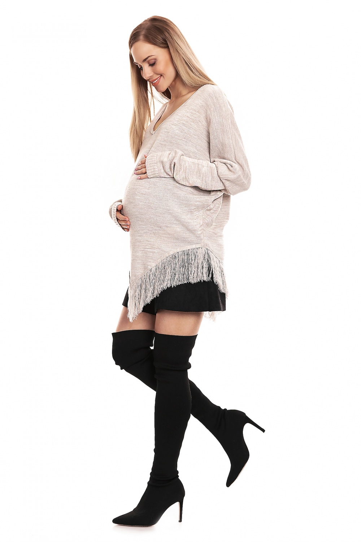 Maternitate pulover model 132033 PeeKaBoo