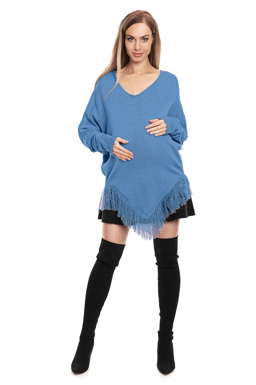 Maternitate pulover model 132035 PeeKaBoo
