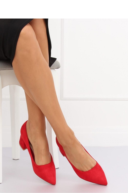 Pantofi cu toc simplu model 134129 Inello