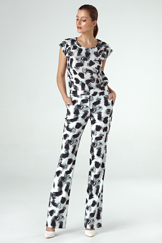Pantaloni lungi model 134480 Colett