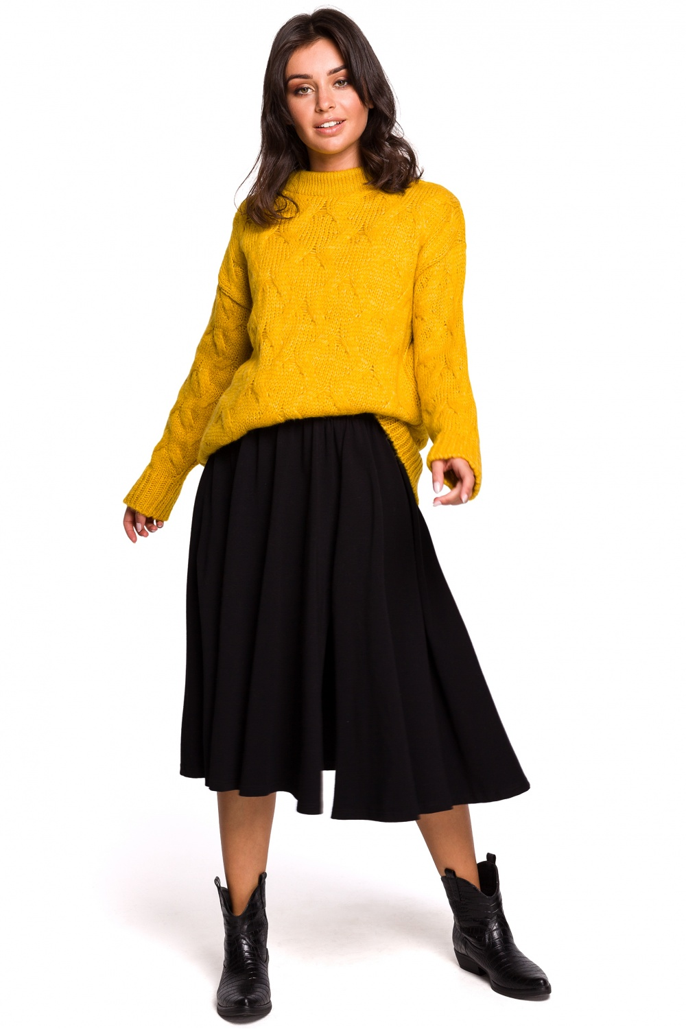 Pulover model 136421 BE Knit
