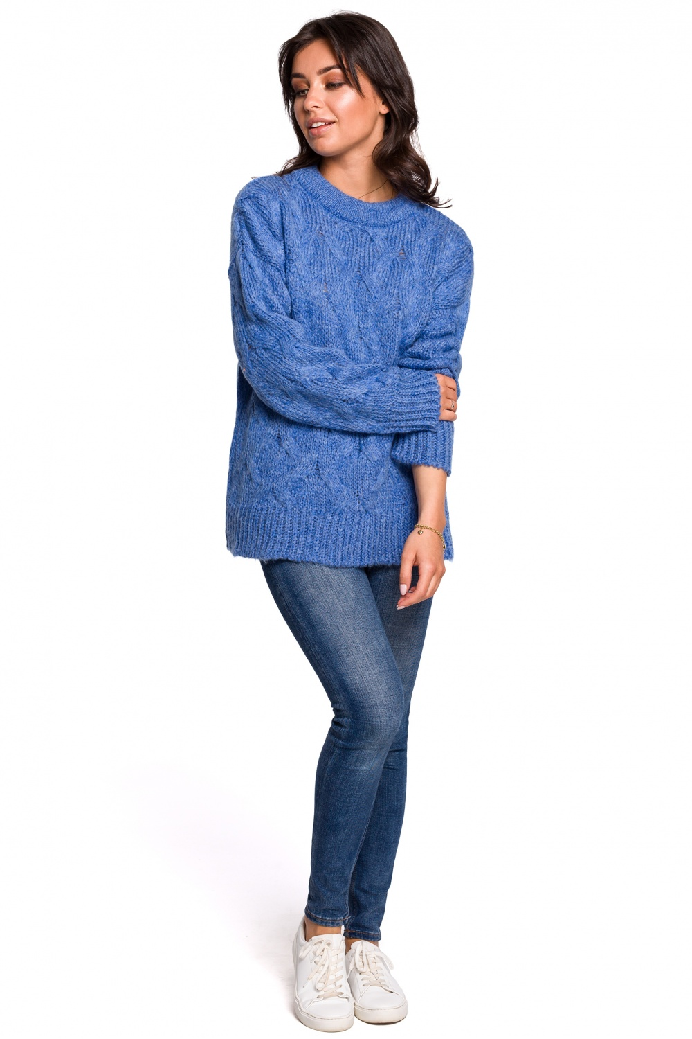 Pulover model 136422 BE Knit