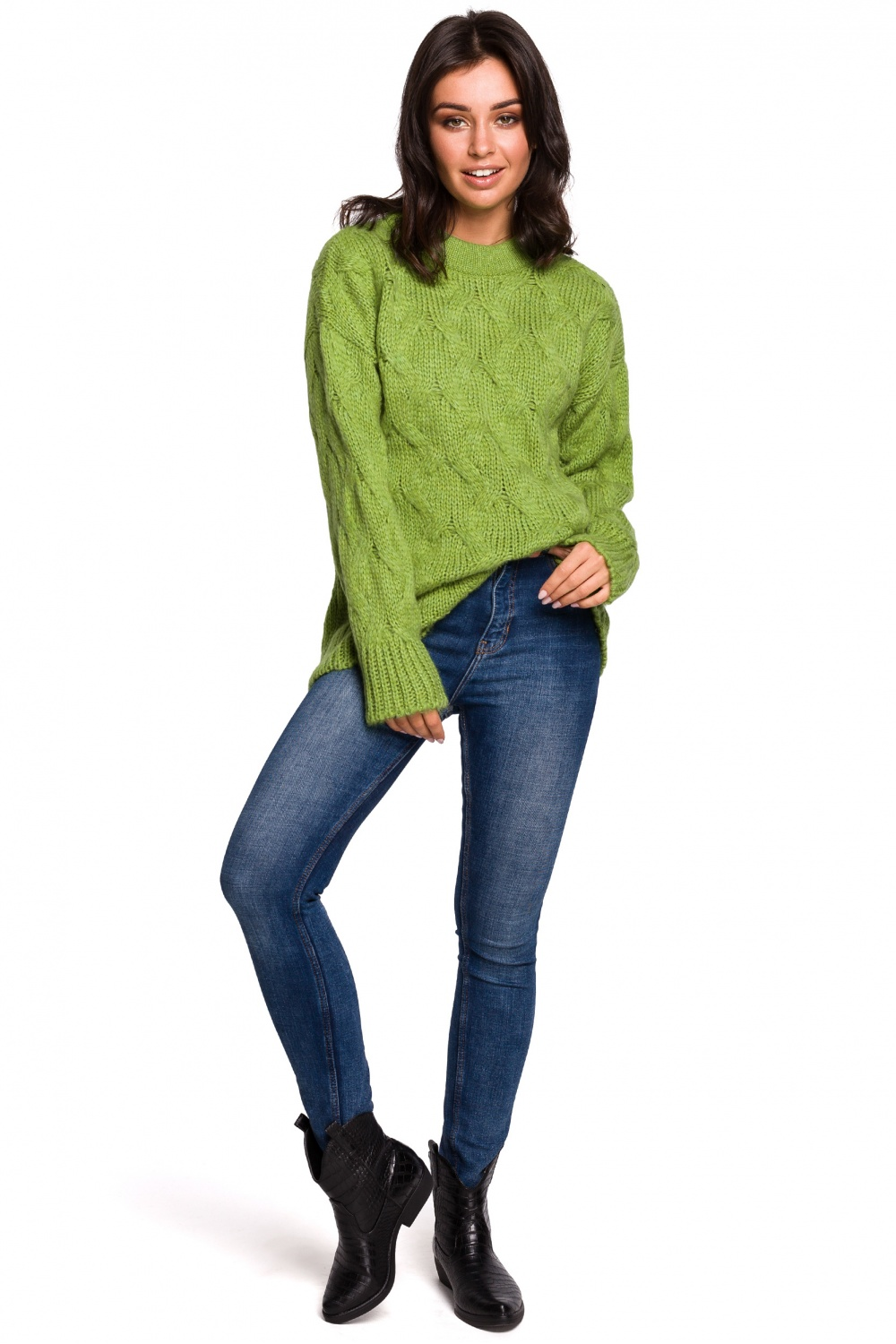 Pulover model 136423 BE Knit
