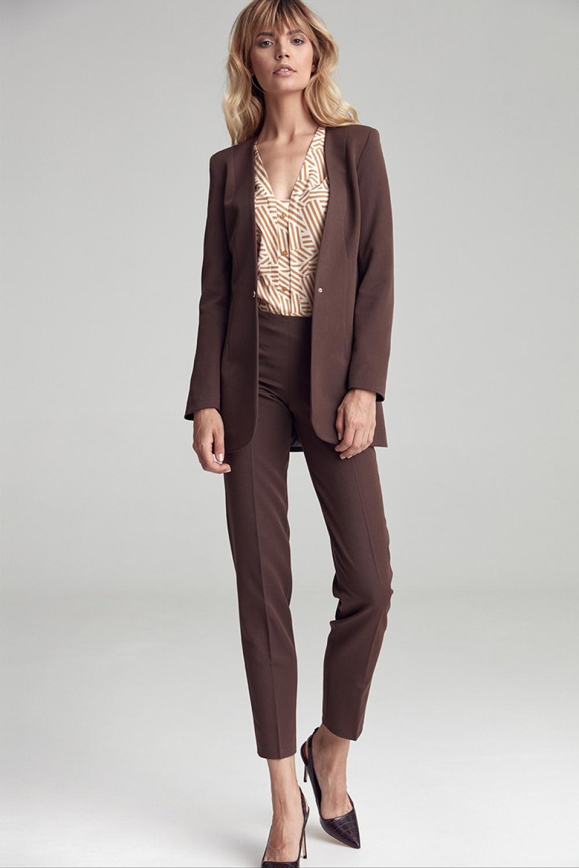 Pantaloni de dama model 136575 Colett