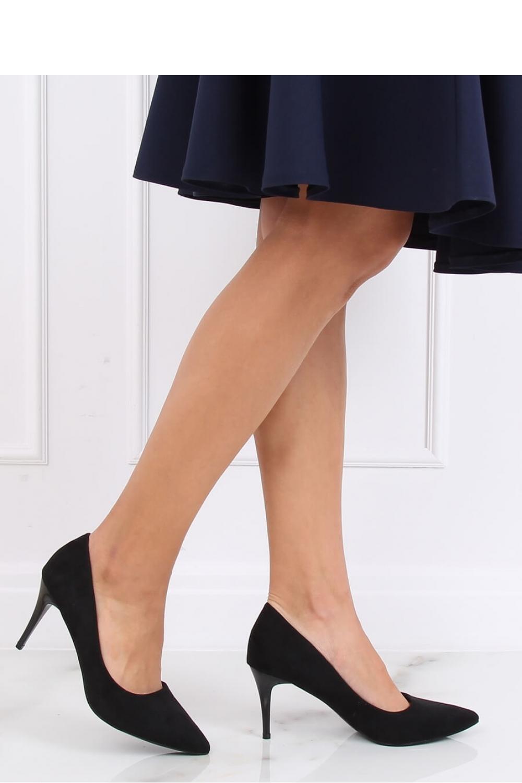 Pantofi cu toc subtire (stiletto) model 137463 Inello