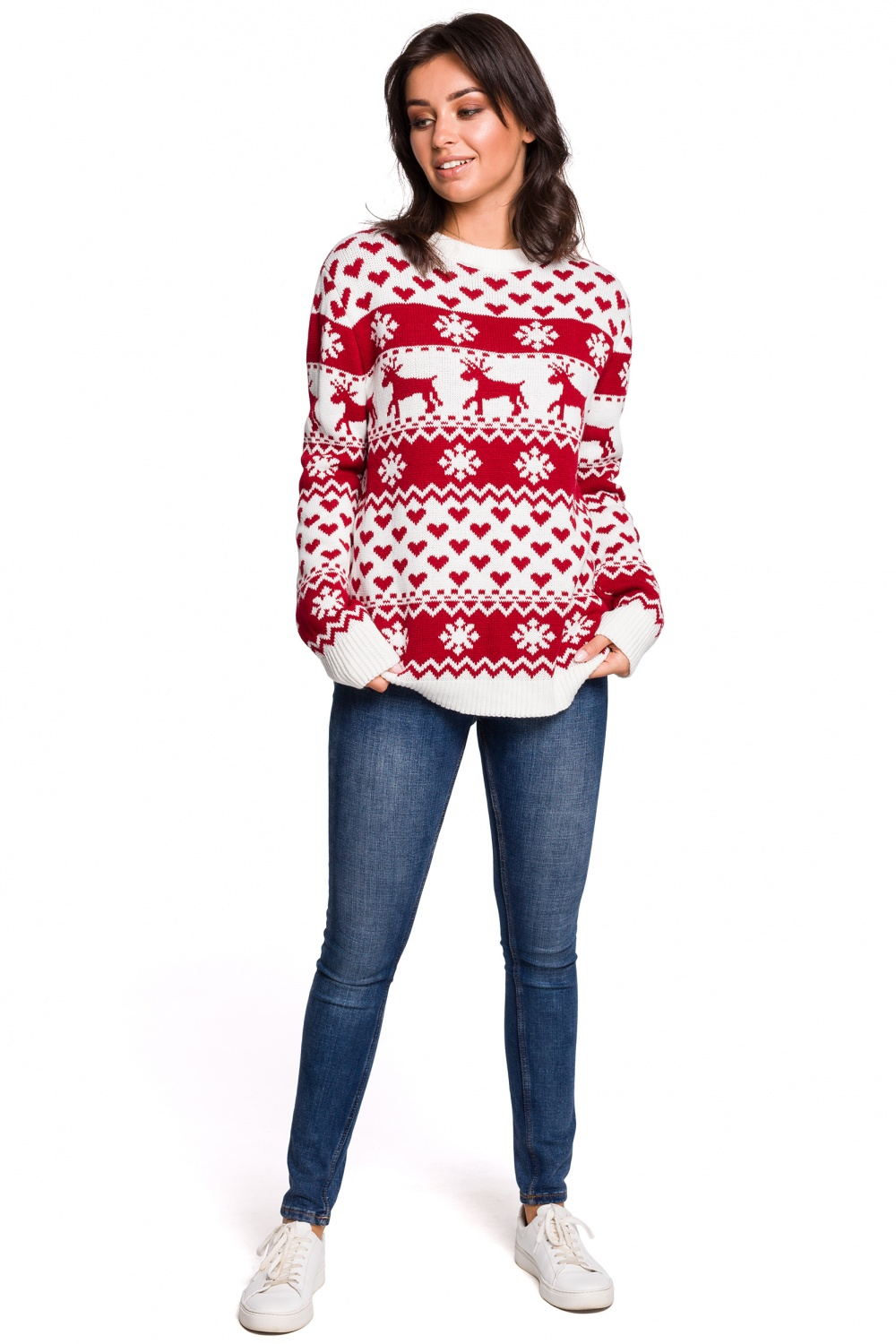 Pulover model 138481 BE Knit