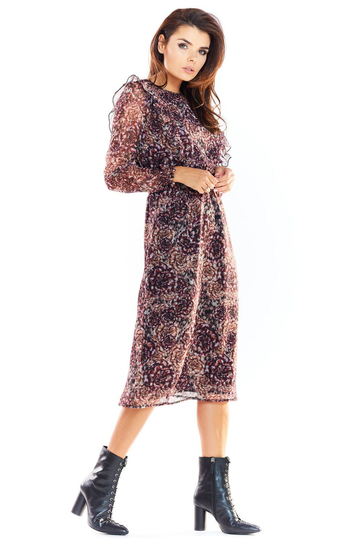 Rochie eleganta model 139502 awama