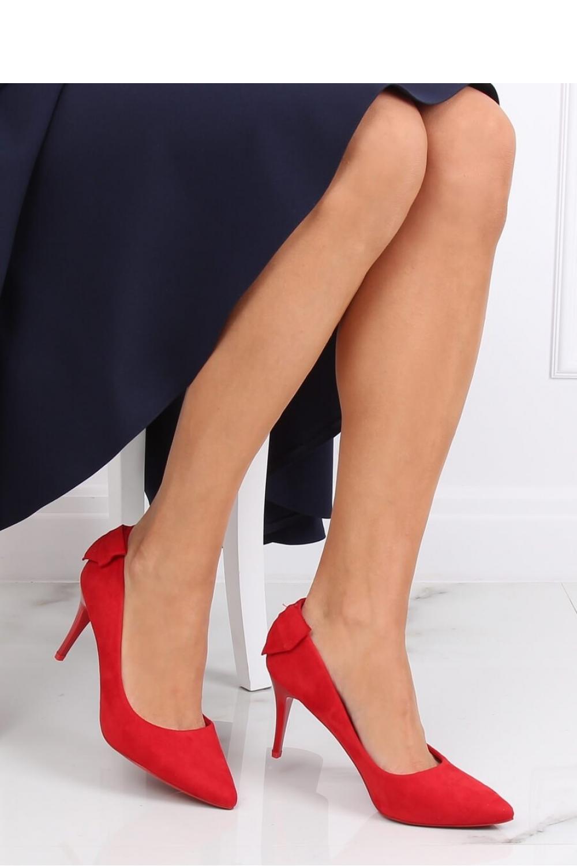 Pantofi cu toc subtire (stiletto) model 139724 Inello