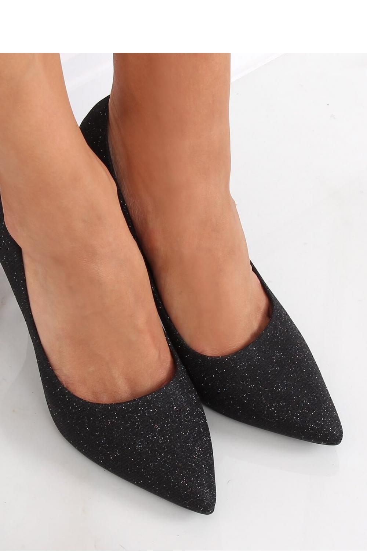 Pantofi cu toc subtire (stiletto) model 139728 Inello