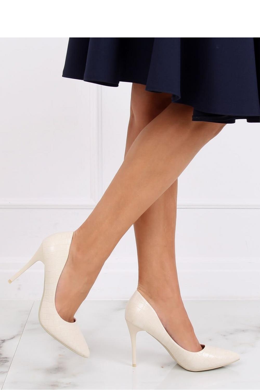 Pantofi cu toc subtire (stiletto) model 139737 Inello