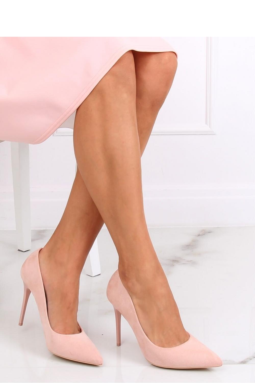 Pantofi cu toc subtire (stiletto) model 139750 Inello
