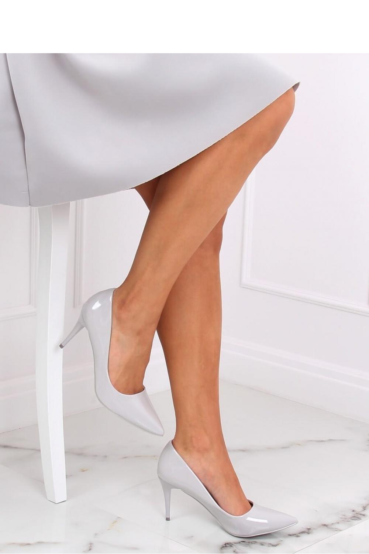 Pantofi cu toc subtire (stiletto) model 139755 Inello
