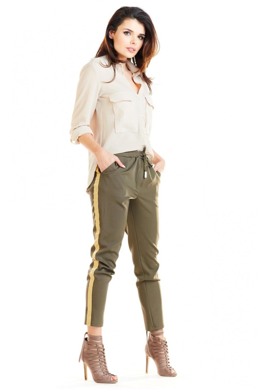 Pantaloni de dama model 140004 awama